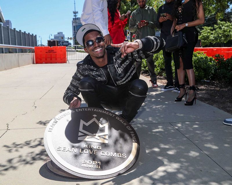 Black Music and Entertainment Walk of Fame Inducts James Brown, Shirley Caesar, Kirk Franklin, Beyonce and Others at Inaugural Ceremony in Georgia