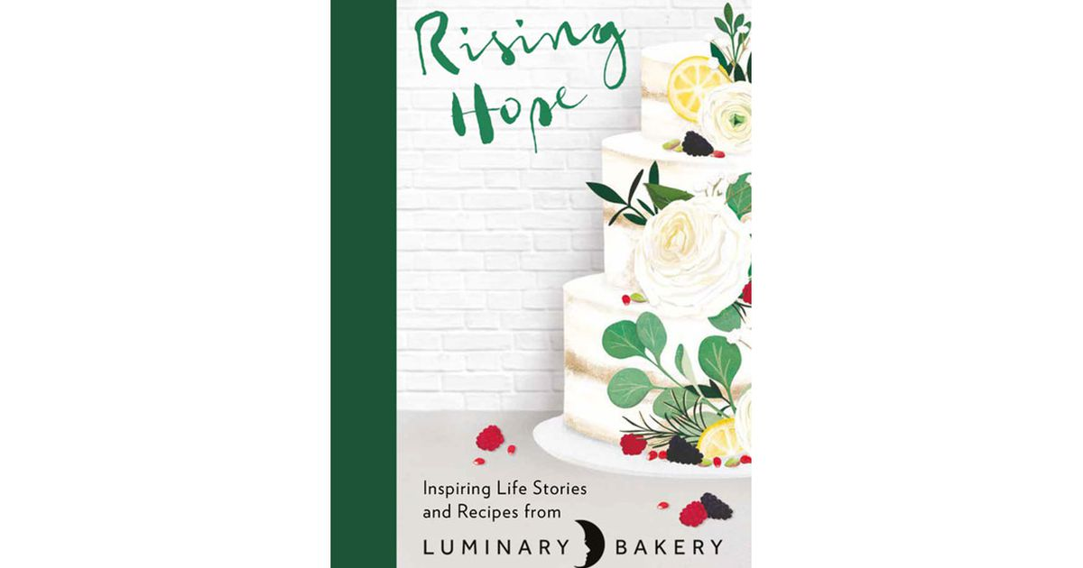 COOKBOOK REVIEW: Baking for a brighter future