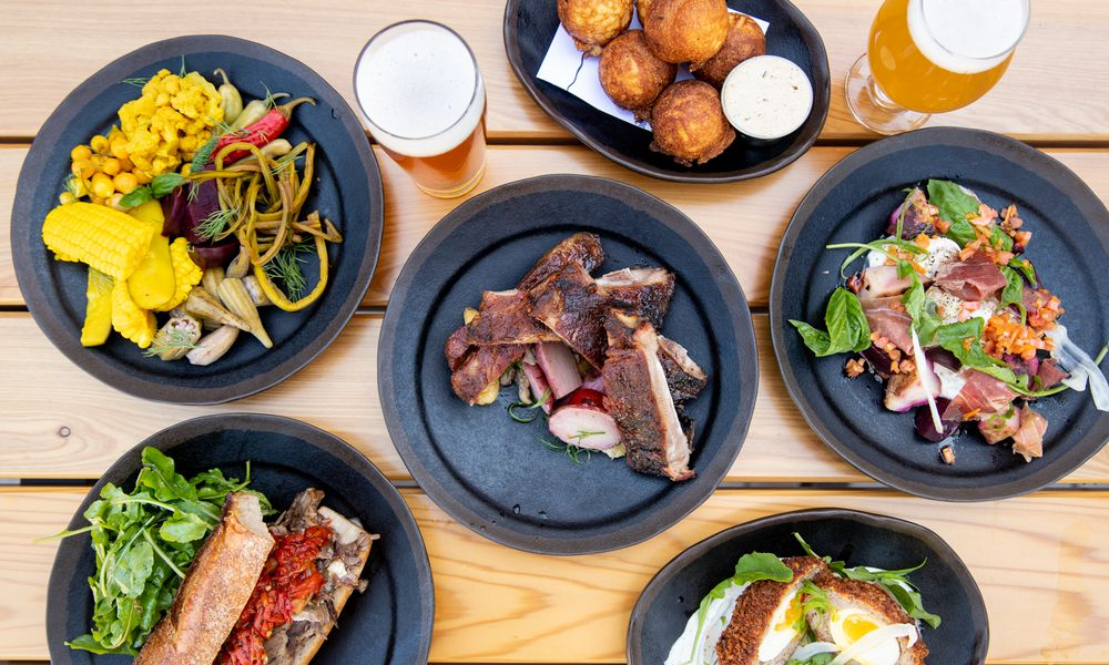 First Look: Biggerstaff Brewing is serious about food and beer pairing