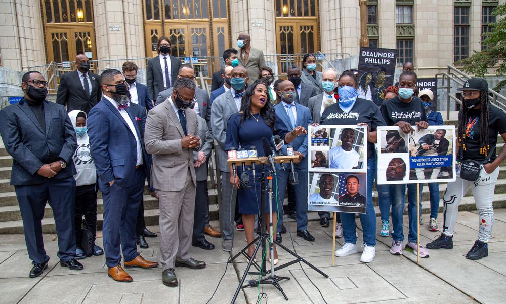 Lawyers call out Atlanta City Hall as police brutality cases linger