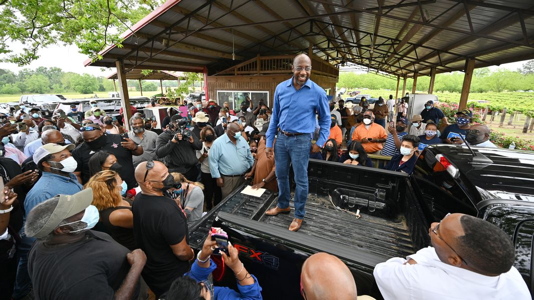 Raphael Warnock Under Pressure to Fulfil Promises He Made to Black Farmers in Rural Georgia
