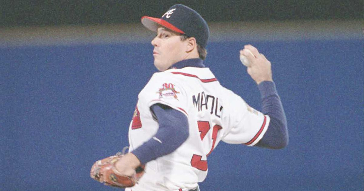 1995 Braves: Greg Maddux makes World Series history in Game 1