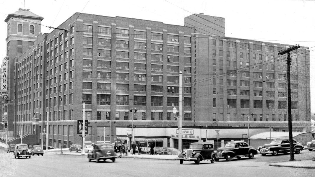 How Sears transformed the retail scene in Atlanta